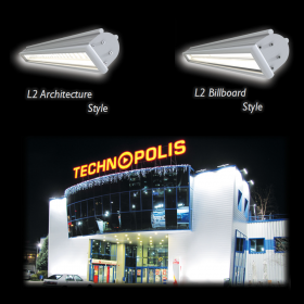 Architectural LED Luminaires