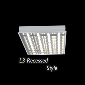 L3 Recessed Style
