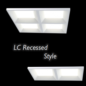 LC Reccesed Style